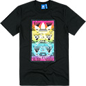 adidas ORIGINALS T-Shirt black AJ7136