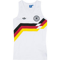 adidas ORIGINALS Tank Top white