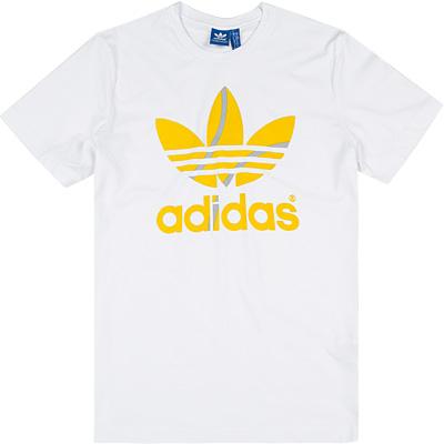 adidas ORIGINALS T-Shirt white