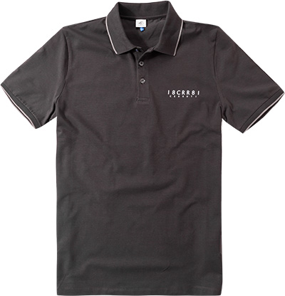 18CRR81 CERRUTI Polo-Shirt 8339250/87290/999