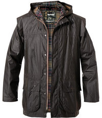 Barbour Jacke Durham Wax
