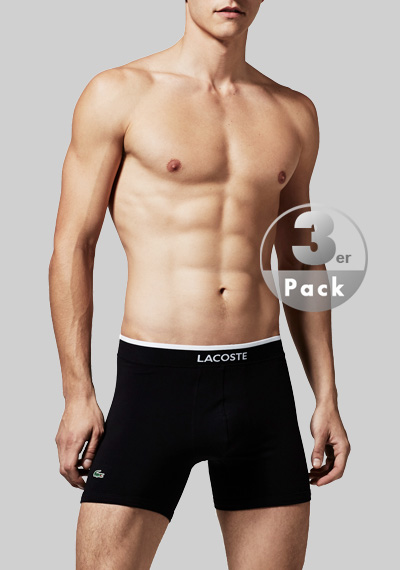 LACOSTE Colours Boxer Brief 3er Pack 156047/000