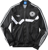 adidas ORIGINALS Sweatjacke black