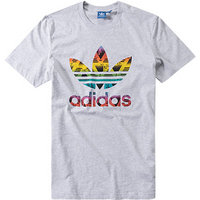 adidas ORIGINALS T-Shirt light grey