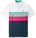 adidas Golf Polo climacool white AE6181