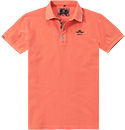 N.Z.A. Polo-Shirt 16DN102S/summer orange