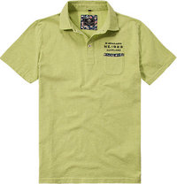 N.Z.A. Polo-Shirt lime