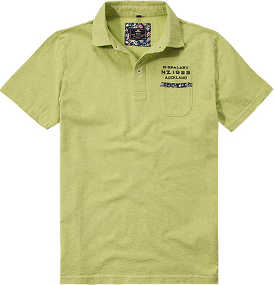 N.Z.A. Polo-Shirt 16DN104S/summer lime