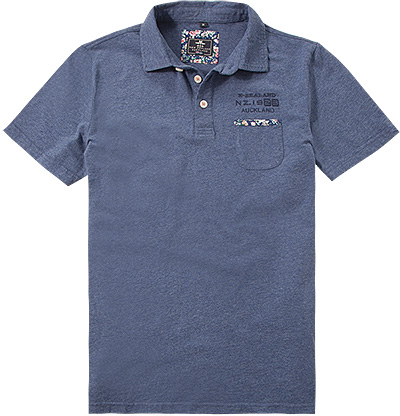 N.Z.A. Polo-Shirt 16DN104S/summer navy