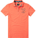 N.Z.A. Polo-Shirt 16DN105B/summer orange