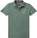 N.Z.A. Polo-Shirt 16DN105B/summer army