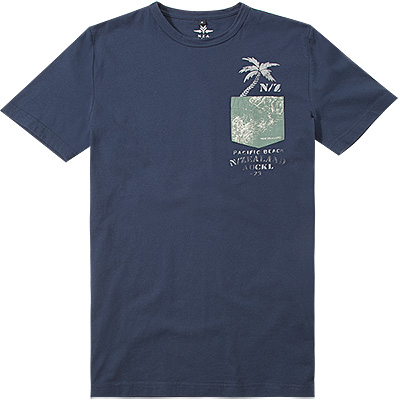 N.Z.A. T-Shirt 16DN704/summer navy