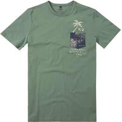 N.Z.A. T-Shirt 16DN704/summer army