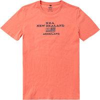 N.Z.A. T-Shirt orange