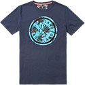 N.Z.A. T-Shirt 16DN701/summer navy