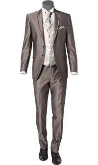 Wilvorst Anzug taupe
