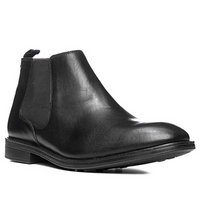 Clarks Chilver Top black leather
