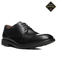 Clarks Chilver Walk GTX black leather