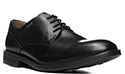 Clarks Chilver Walk GTX black leather 26109689G