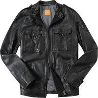 BOSS Orange Lederjacke Jespar