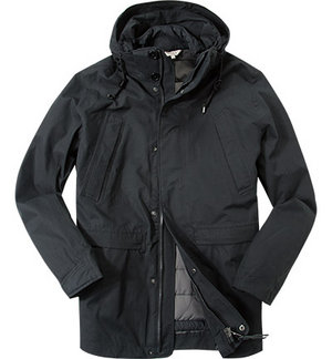 Aigle Parka Woodfield noir