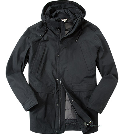 Aigle Parka Woodfield noir F7125