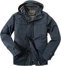 Aigle Jacke Tracker midnight F7103