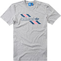 adidas ORIGINALS T-Shirt grey AJ7102