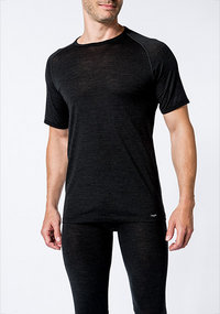 bugatti T-Shirt anthrazit