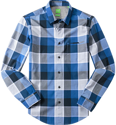 BOSS Green Hemd C-Bansi 50313062/420 Sale Angebote
