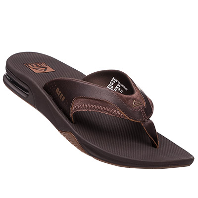 REEF Zehensandale brown R2156/BRO