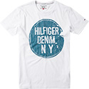 HILFIGER DENIM T-Shirt DM0DM00692/100