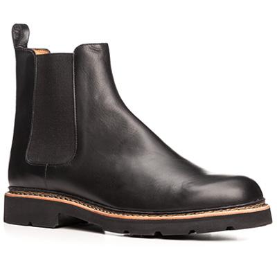cantyride black chelsea boots leder schwarz von aigle. Black Bedroom Furniture Sets. Home Design Ideas