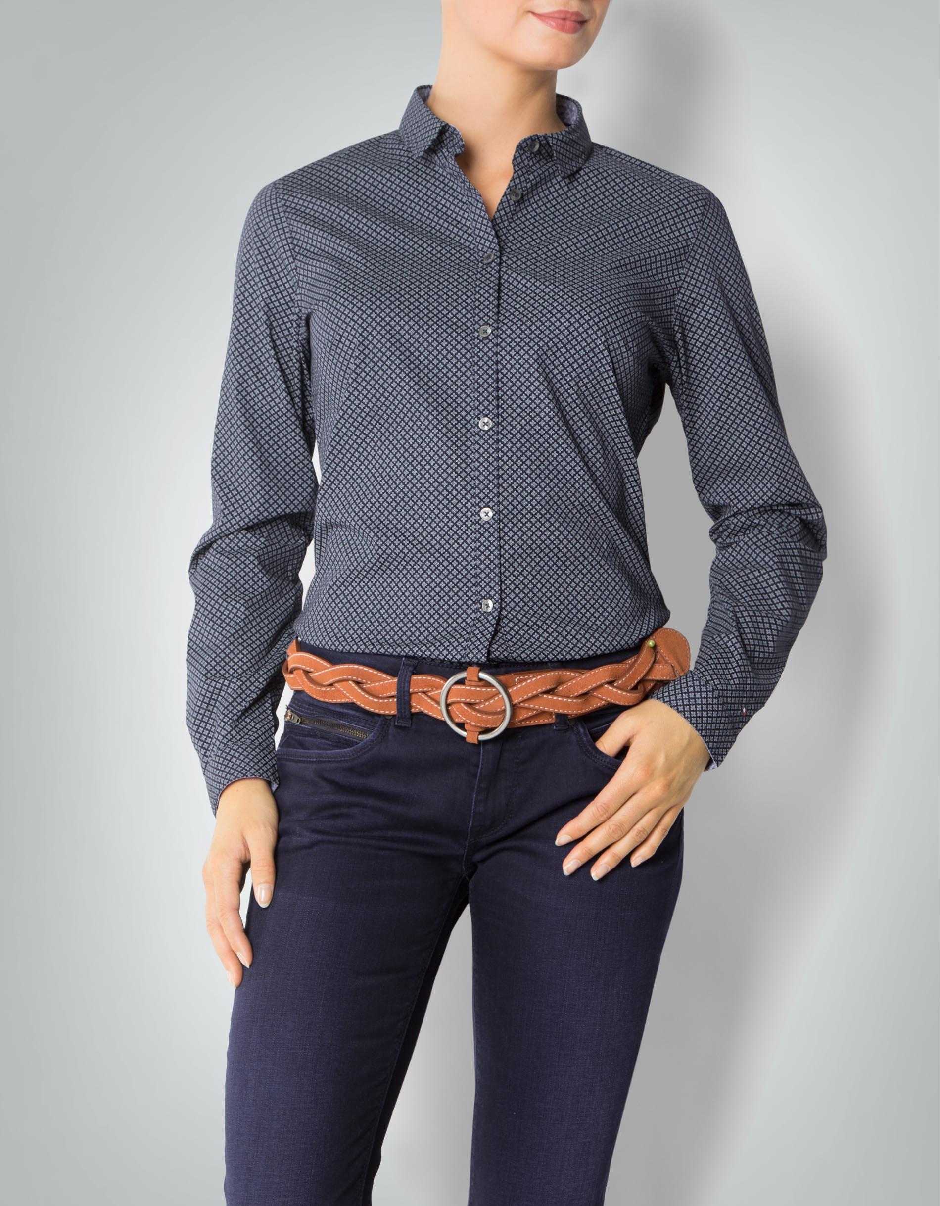 tommy hilfiger damen bluse hemd aus baumwolle empfohlen. Black Bedroom Furniture Sets. Home Design Ideas