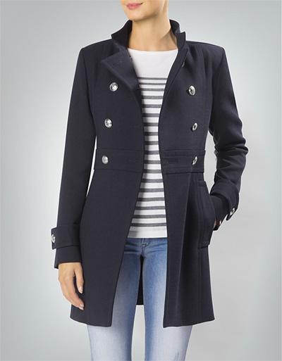 tommy hilfiger damen mantel kurz im marine look empfohlen von deinen schwestern. Black Bedroom Furniture Sets. Home Design Ideas