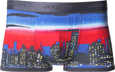 Jockey Short Trunk 180524H/499