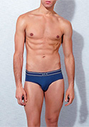 Zegna Stretch Cotton Midi Brief Z2S3014/2080