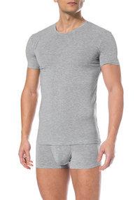 Zegna Micromodal Round Neck Shirt