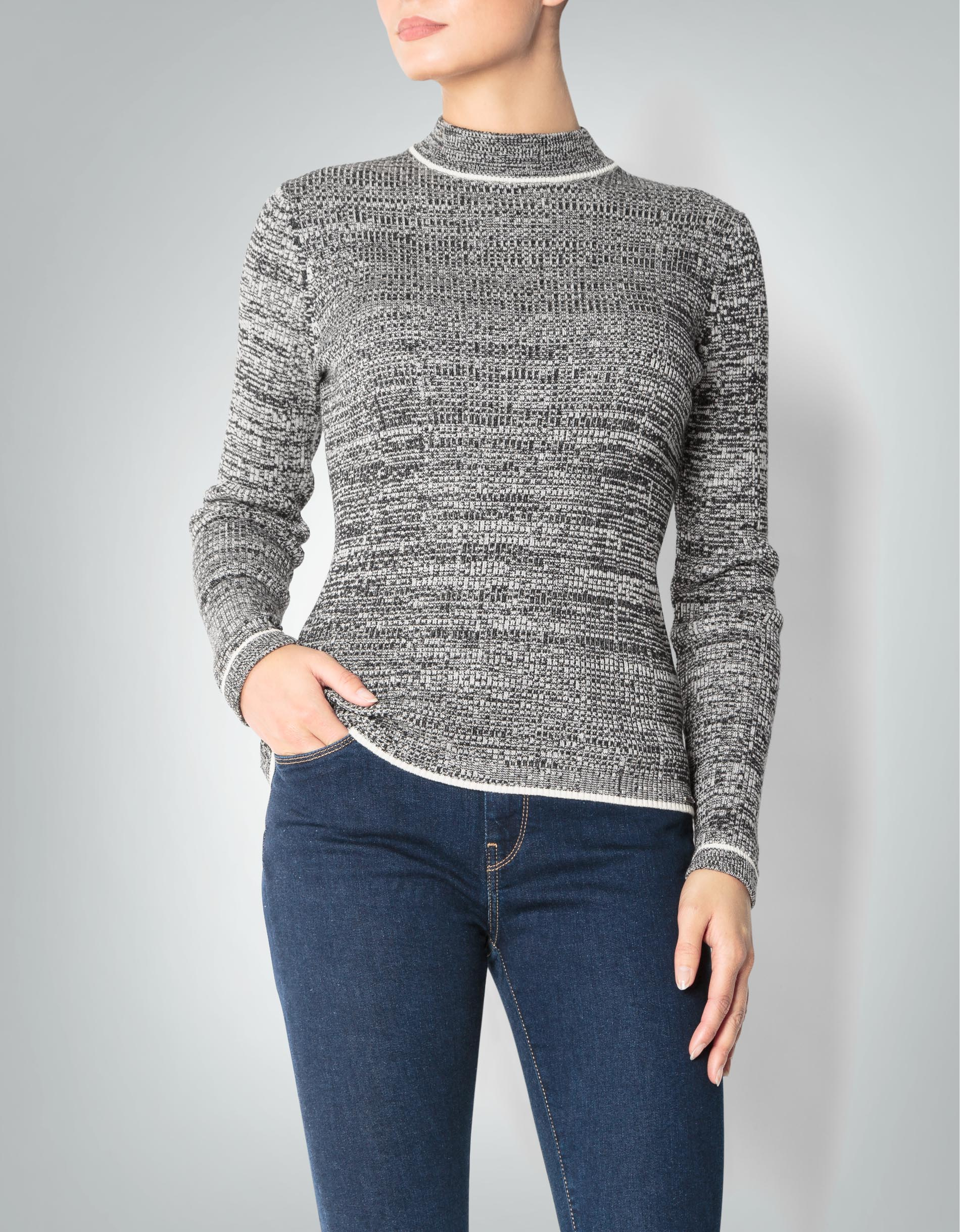 pepe jeans damen pullover leira mit turtleneck empfohlen. Black Bedroom Furniture Sets. Home Design Ideas