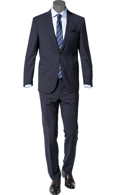 carl gross anzug in blau. Black Bedroom Furniture Sets. Home Design Ideas