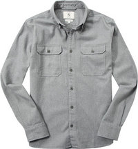 Aigle Hemd Reedbed heather grey