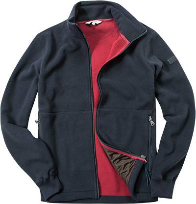 Aigle Jacke Brentley bordeaux F7033