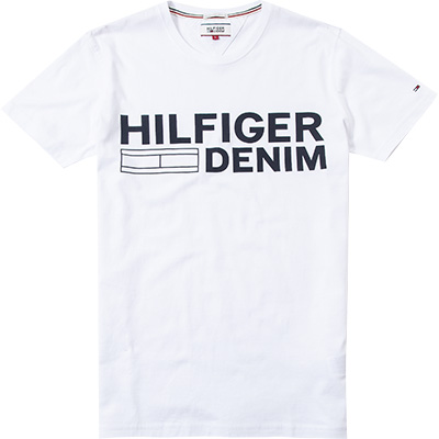 HILFIGER DENIM T-Shirt DM0DM00887/100