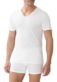 Zimmerli Sea Island V-Shirt