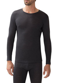 Zimmerli Wool & Silk 710 Shirt LS