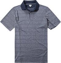ASHWORTH Plaited Golf Shirt navy