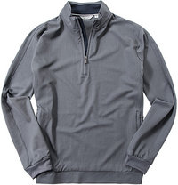 ASHWORTH Stretch Half-Zip Pullover graphite