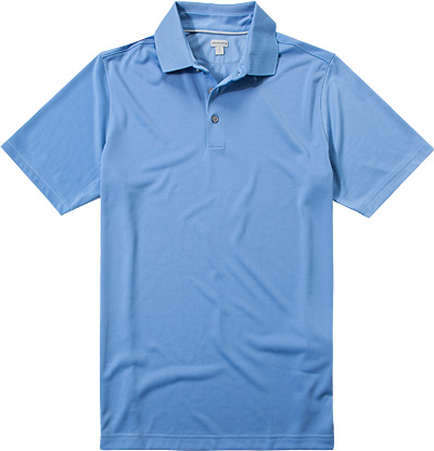 ASHWORTH EZ-SOF Solid Golf Shirt seaside AE7665