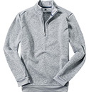 ASHWORTH Heather Sweater medium grey AF2661