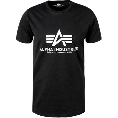 ALPHA INDUSTRIES Basic T-Shirt 100501/03